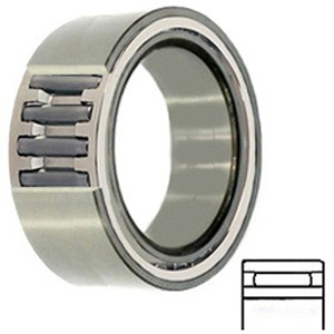 1.181 Inch | 30 Millimeter x 1.772 Inch | 45 Millimeter x 0.669 Inch | 17 Millimeter  CONSOLIDATED BEARING NAO-30 X 45 X 17  Needle Non Thrust Roller Bearings