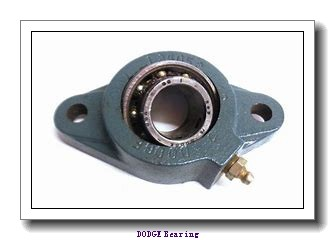 DODGE F4B-GTEZ-20M-PCR  Flange Block Bearings