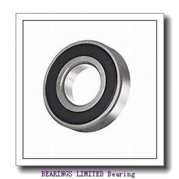 BEARINGS LIMITED W319 PP Bearings