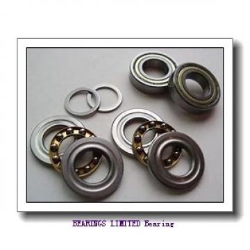 BEARINGS LIMITED SBPFTD207-20MMG Bearings