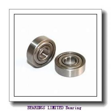 BEARINGS LIMITED L68110 Bearings
