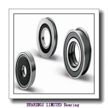 BEARINGS LIMITED SS1607 ZZ PRX Bearings