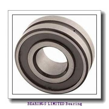BEARINGS LIMITED 6303 ZZNR/C3 PRX Bearings