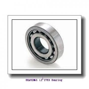 BEARINGS LIMITED MR20 2RS Bearings