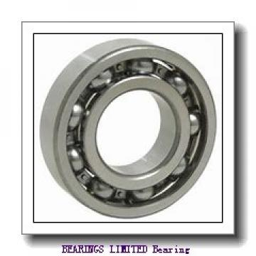 BEARINGS LIMITED 6206/C3 Bearings