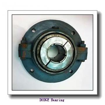 DODGE F4B-GT-60M  Flange Block Bearings