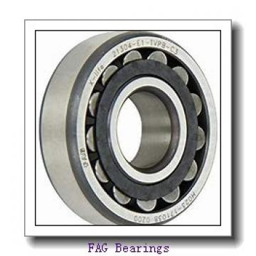70 mm x 125 mm x 31 mm  FAG 22214-E1-K  Spherical Roller Bearings