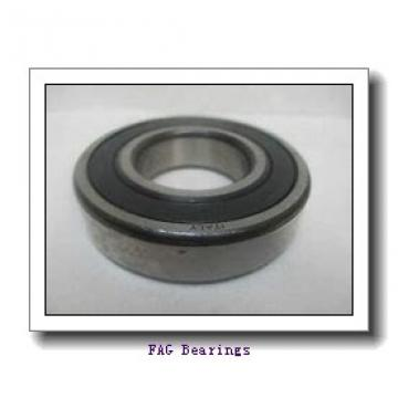 55 mm x 100 mm x 21 mm  FAG 7602055-TVP  Angular Contact Ball Bearings