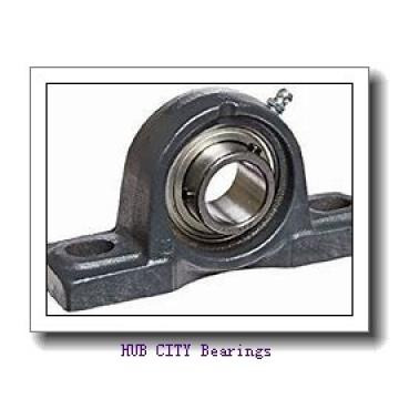 HUB CITY TU220W X 2  Take Up Unit Bearings