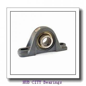 HUB CITY FB110UR X 1-1/4S  Flange Block Bearings