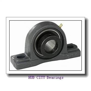 HUB CITY FB220HW X 2-7/16  Flange Block Bearings
