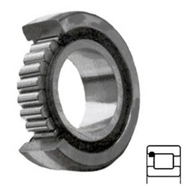 1.772 Inch | 45 Millimeter x 2.953 Inch | 75 Millimeter x 0.906 Inch | 23 Millimeter  CONSOLIDATED BEARING NCF-3009V  Cylindrical Roller Bearings #1 image